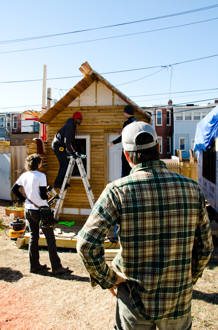 Teaching about siding
